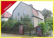 Hermsdorf ! Klassische Zweifamilienhausvilla in begehrter Waldseenähe