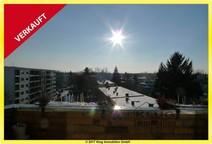 Reinickendorf! Helle 3 Zimmer Wohnung (5.OG+Aufzug) mit Südbalkon und Weitblick