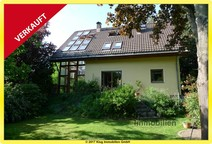 Hermsdorf! Modernes Einfamilienhaus mit ca. 600 m² großen Südgrundstück
