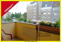 Reinickendorf dicht Schäfersee! 2 Zimmer ETW (2.OG) in der Resi` mit Kfz-Stellplatz u. Balkon