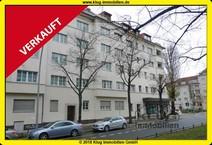 Westend! Gepflegte 3-Zimmer-Altbauwohnung (1.OG) mit Potenzial in sehr gefragter Wohnlage