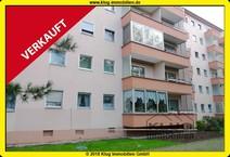 Reinickendorf! Gute Kapitalanlage mit sehr netter Mieterin - 1,5 Zimmer + Wintergarten