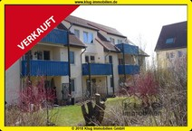 Rosenthal! Neuwertige 2 Zimmer Eigentumswohnung (1. OG) mit Sonnenbalkon und Kfz-Stellplatz