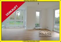 Frohnau! Modernisierte 1,5 Zimmer Erdgeschosswohnung mit Terrasse + TG-Stellplatz