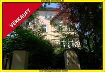 Hermsdorf! Charmante, voll vermietete Altbauvilla in sehr guter Wohnlage unweit Waldsee