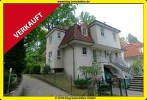 Glienicke! Massive Doppelhaushälfte (1993) in ruhiger Grünwohnlage am Kindelfließ