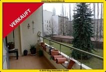Charlottenburg! - Elegante 3 Zimmer ETW mit Balkon u. Lift in ruhiger Spreewohnlage