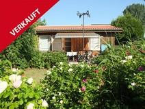 Stettiner Haff! Ferienbungalow mit Bootsplatz und idyllischen Fernblick in Mönkebude