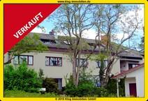 Spandau! - Helle 4 Zi. Maisonettwohnung mit Dachterrasse in der Gartenstadt Staaken