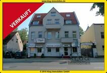 VERKAUFT ohne Inserat an Bestandskunden! Kapitalanlage  Wohn- u. Geschäftshaus dicht Dorfkirche
