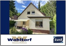 Reserviert! Frohnau - Einfamilienhaus in schöner Lage mit Erweiterungspotential