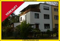 VERKAUFT! Frohnau - Große Doppelhaushälfte (massiv 1929 - modernisierungsbedürftig) in Ruhiglage