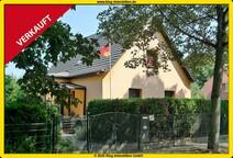 VERKAUFT Konradshöhe! Modbed. Einfamilienhaus (Massivaltbau) in gefragter Ruhigwohnlage