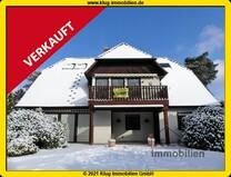 VERKAUFT! Hermsdorf - Großes ZFH (Okal) mit großem Sonnengrundstück in besonderer Lage