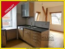 VERKAUFT! Hermsdorf - Rustikale 4 Zimmer Maisonettaltbauwohnung (3.+4.OG) mit Balkon