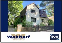 Reserviert! Glienicke/Nordbahn - Charmanter Altbau mit herrlichem Garten