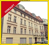 Charlottenburg! Kapitalanlage in einem ansprechenden Jugendstilaltbau unweit Schloss Charlottenburg