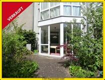 Tegel! Altersgerechte Erdgeschoss-Wohnung mit Wintergarten u. Terrasse in Bestlage von Tegel