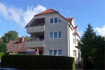 Heiligensee! Moderne helle Dachgeschosswohnung in ruhiger Grünlage!