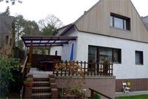 Solides Einfamilienhaus mit Einliegerwohnung in der Frohnauer Straße