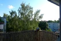 Reinickendorf ! - Gut geschnittene helle 2 Zimmer DG Wohnung mit Balkon