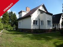 Hermsdorf ! Sehr gepflegtes, kleines Einfamilienhaus in präsenter Wohnlage