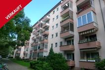 Reinickendorf ! Zwei zusammen gelegte ETW´s mit 2 Balkonen, 2 Bäder u. 2 Küchen