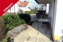 Hohen Neuendorf - gute Kapitalanlage ! 2 Zimmer, Garten, Garage, Top Zustand !