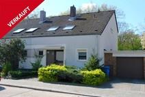 Wittenau ! Rathausnähe - Gepflegte Doppelhaushälfte in schöner Südwestlage