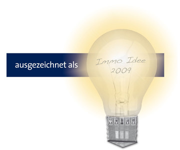 ImmoIdee Logo 2009