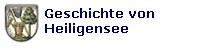 Geschichte Heiligensee