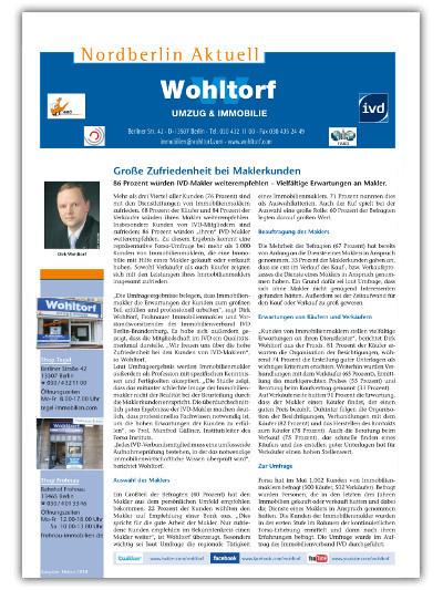 Kundenzeitung Herbst 2010