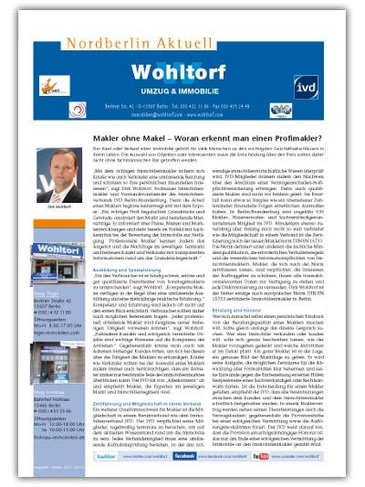 Kundenzeitung Winter 2011
