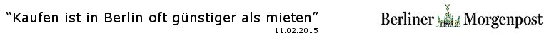 Berliner Morgenpost (11.02.2015)