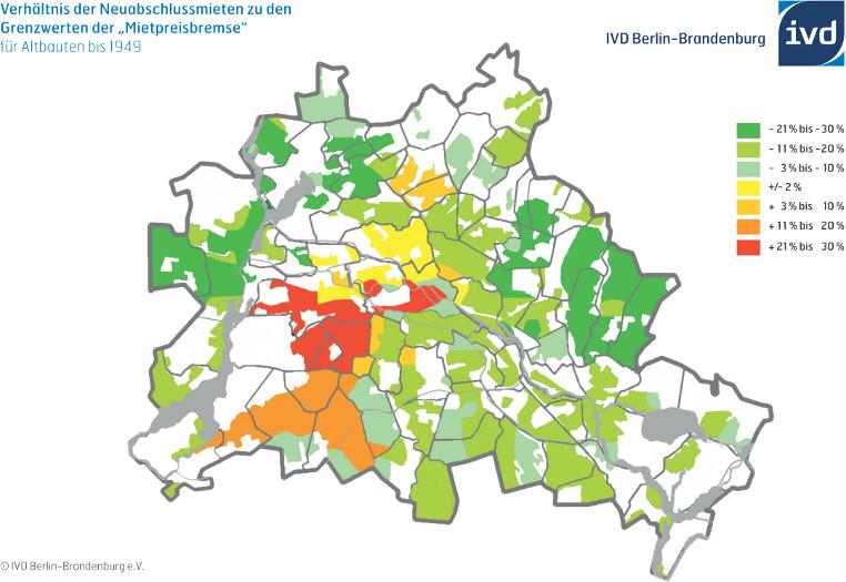 Karte Altbauten 2015
