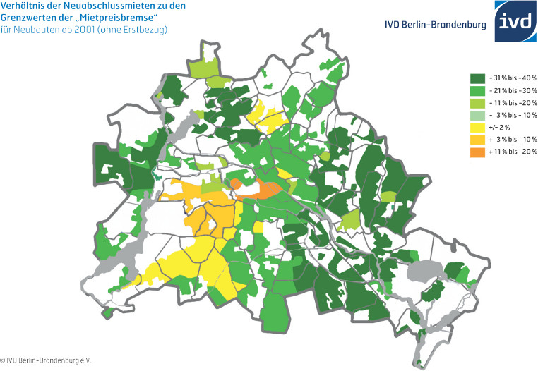 Karte Neubauten 2015